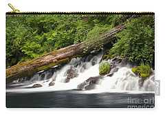 Allen Springs On The Metolius River Carry-all Pouch