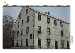 Allentown Gristmill Carry-all Pouch by Steven Richman