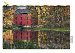 Alley Spring Mill Fall Mo Dsc09240 Carry-all Pouch
