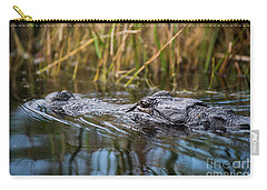 Alligator Closeup1-0600 Carry-all Pouch
