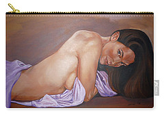 Allison Carry-all Pouch by Bryan Bustard