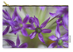 Allium Aflatunense Carry-all Pouch