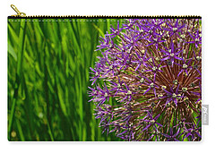 Allium Explosion Carry-all Pouch by Tim Good