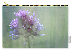 Allium Impressionism Carry-all Pouch