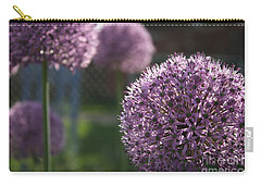 Allium Carry-all Pouch by Mary-Lee Sanders