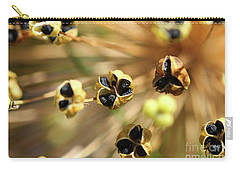 Allium Seed 1 Carry-all Pouch