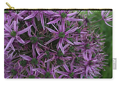 Allium Stars  Carry-all Pouch