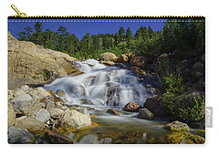 Alluvial Sands Water Fall Carry-all Pouch