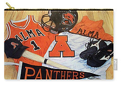Alma High School Athletics Carry-all Pouch