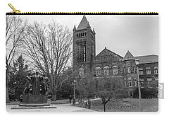 Alma Mater And Law Library University Of Illinois  Carry-all Pouch