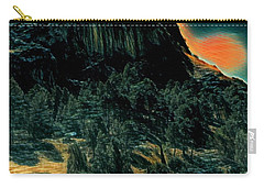 Almeria Nature Spain  Carry-all Pouch by Colette V Hera Guggenheim