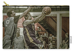 Carry-all Pouch featuring the photograph Almost Blocked by Ronald Santini