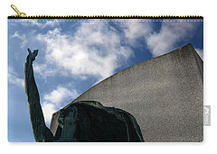 Carry-all Pouch featuring the photograph Almost Home by Richard Ricci