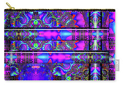 Carry-all Pouch featuring the digital art Almost Home by Robert Orinski