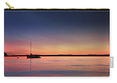 Carry-all Pouch featuring the photograph Almost Paradise by Lori Deiter