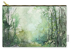 Almost There Carry-all Pouch by Robin Miller-Bookhout