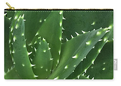 Aloe-icious Carry-all Pouch by Russell Keating