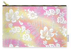 Aloha Lace Passion Guava Sorbet Carry-all Pouch