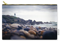 Carry-all Pouch featuring the photograph Alone by April Reppucci