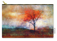 Alone In Colour Carry-all Pouch