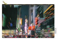 Alone In New York City 1 Carry-all Pouch