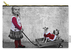 Along For The Ride Carry-all Pouch