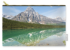 Along Highway 93 Carry-all Pouch