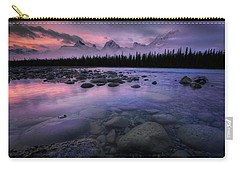 Along The Athabasca Carry-all Pouch