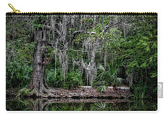 Along The Bank Carry-all Pouch