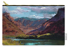 Along The Colorado Carry-all Pouch
