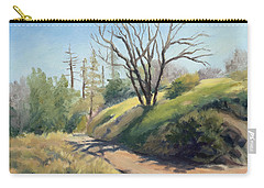 Along The Pacific Crest Trail Carry-all Pouch