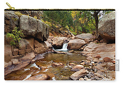 Along The St. Vrain Carry-all Pouch