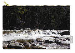 Along The Swift River Carry-all Pouch