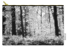 Along The Top Bw  Carry-all Pouch