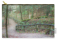 Along The Trail, Life Happens Carry-all Pouch