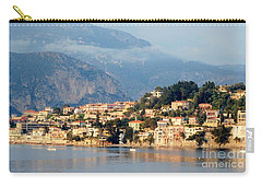 Along Villefranche Coast Carry-all Pouch