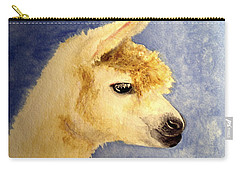Alpaca Baby Carry-all Pouch
