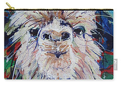 Alpaca Crazed Carry-all Pouch