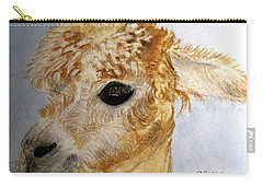 Alpaca Cutie Carry-all Pouch