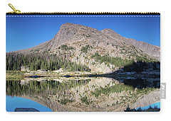 Alpine Lake Sunrise Carry-all Pouch