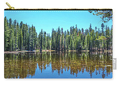 Alpine Lake - Yosemite Carry-all Pouch
