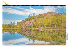 Alpine Vale Reflection  Carry-all Pouch
