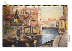 Alsace At Dusk Carry-all Pouch