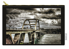 Alsea Bay Bridge Carry-all Pouch