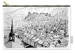 Alt Heidelberg Carry-all Pouch by Masatoki Miyagi