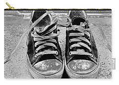 Old Sneakers. Carry-all Pouch by Don Pedro De Gracia