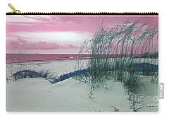 Alternate Beachscape  Carry-all Pouch by Rachel Hannah