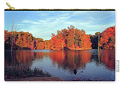 Alum Creek Landscape Carry-all Pouch