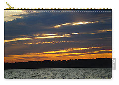 Alum Creek Sunset Carry-all Pouch