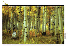 Alvarado Autumn 1 Carry-all Pouch by Marie Leslie